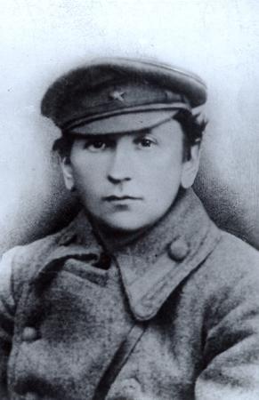 Я. Гашек. 1918 г.
