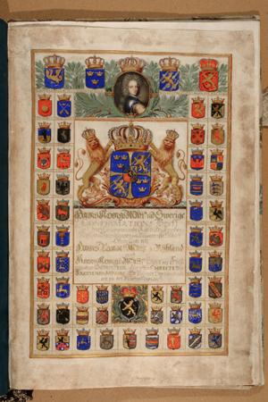 Грамота шведского короля Карла XII царю Петру I