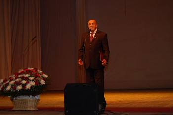 Поздравление Председателя Государственного Совета Удмуртской Республики А.В. Соловьева