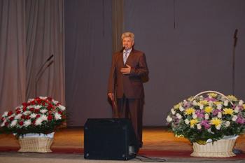 Поздравление Главы муниципального образования «Город Ижевск» В.В.Балакина